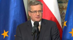 Konsultacje ws. OFE. Prezydent spotkał się z Balcerowiczem