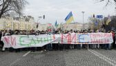 Tłumy na Majdanie