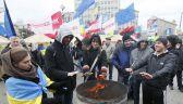 Studenci dołączają do strajku na Majdanie