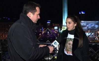 Córka Tymoszenko: Jeszcze przed szczytem mieliśmy nadzieję