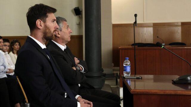 Messi i jego ojciec skazani. 21 miesięcy więzienia i wielomilionowe grzywny