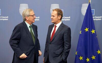 """""""Tusk miał trudny początek i problemy językowe"""". Rok Tuska w Brukseli"""