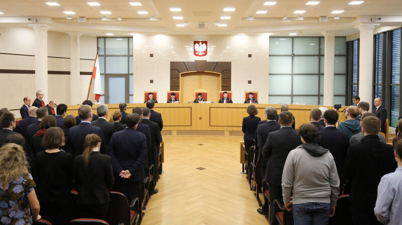Wyrok Trybunału Konstytucyjnego. Część I