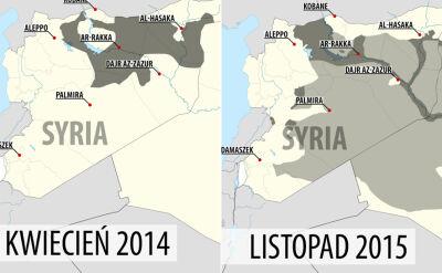 Ekspansja, stagnacja i regres tak zwanego państwa dżihadu
