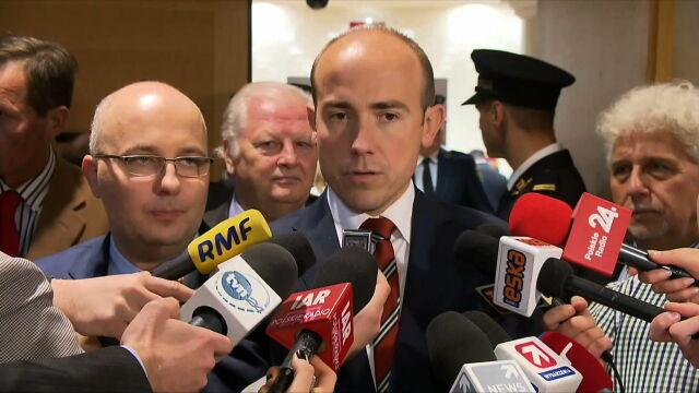 Borys Budka: Trybunał Konstytucyjny wyraźnie zaznaczył gdzie jest trójpodział władzy