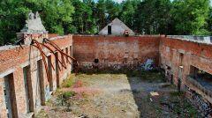 Dom Oficera w Bornym Sulinowie w 2014 roku