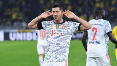 Lewandowski pobił swój rekord. Fenomenalna seria trwa