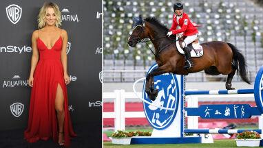 Gwiazda serialu chce kupić konia pokrzywdzonego w trakcie igrzysk.