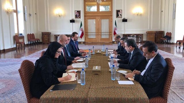 Wiceszef polskiego MSZ na konsultacjach w Teheranie