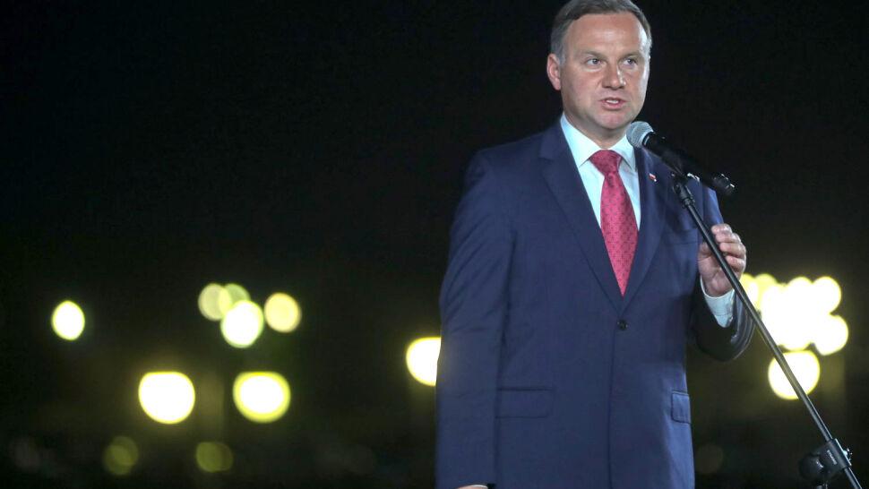 Prezydent Duda: na Bliskim Wschodzie jesteśmy neutralni, nie mamy swoich wielkich interesów