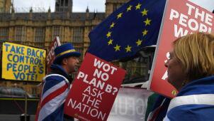 Szykują się do brexitu, testują system rejestracji obywateli UE. Mogą być problemy
