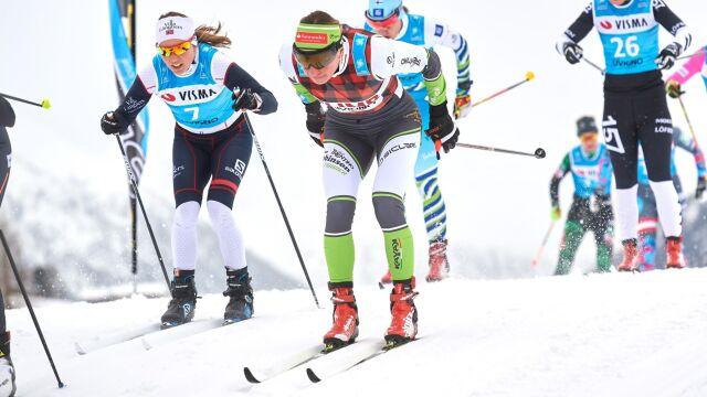 Piąte miejsce Justyny Kowalczyk w legendarnym włoskim biegu
