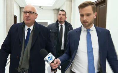 Pytania o notatkę w sprawie Stefana W. Szef MSWiA: trwa postępowanie w gdańskiej policji
