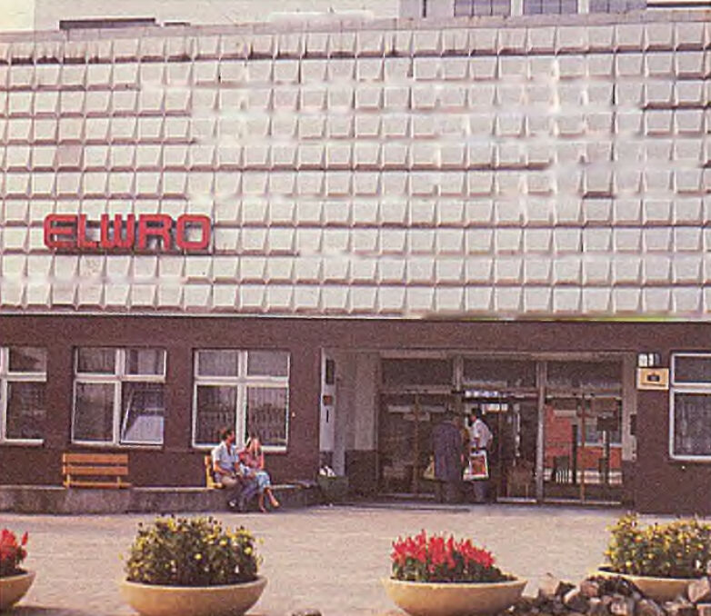 """Wrocławskie Zakłady Elektroniczne """"Elwro"""" istniały w latach 1959-1993"""