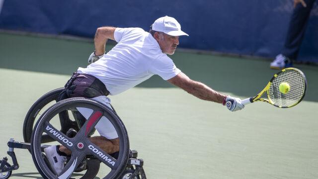 Zmiana decyzji po fali krytyki. Tenisiści na wózkach zagrają w US Open