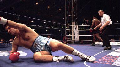 Miał plan, jak pokonać Mike'a Tysona. Padł na deski po dziewięciu sekundach
