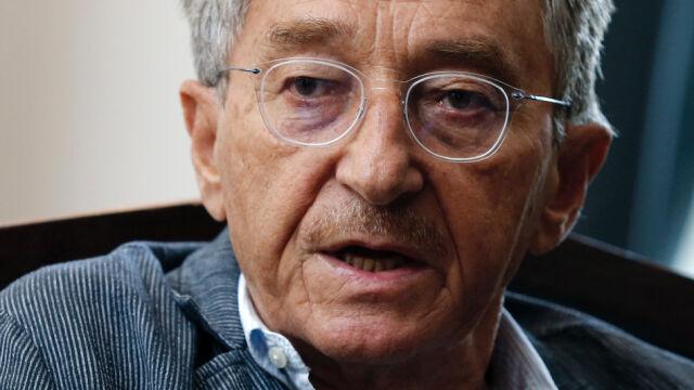 Allan Starski - przewodniczący jury Konkursu Głównego