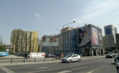 Wraca temat bliźniaczych wież przy ulicy Srebrnej