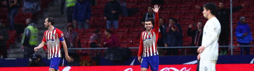 Barcelona musi jeszcze poczekać. Atletico nie składa broni