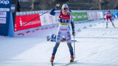 Znowu triumf Szwedki w Tour de Ski. Dwie Polki na szarym końcu