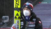 Stoch po kwalifikacjach w Innsbrucku