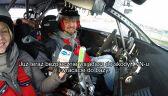 Niepełnosprawny kierowca rajdowy