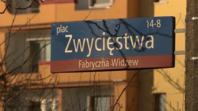W Łodzi nie będzie placu Lecha Kaczyńskiego