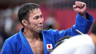 Pierwsze złoto dla Japonii i dużo łez.