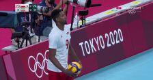 Tokio. Siatkówka mężczyzn. Polska wygrała pierwszy set z Iranem