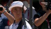 Tokio. Je Deok Kim pierwszy w rundzie rankingowej w łucznictwie
