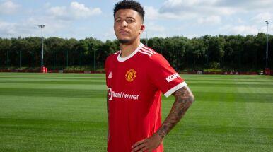 Jadon Sancho oficjalnie w Manchesterze United