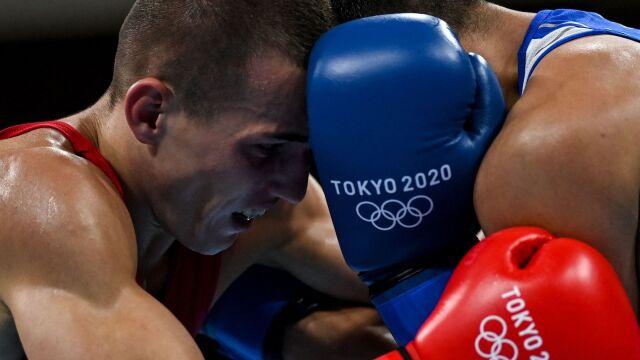 Krótka olimpijska przygoda jedynego Polaka w stawce