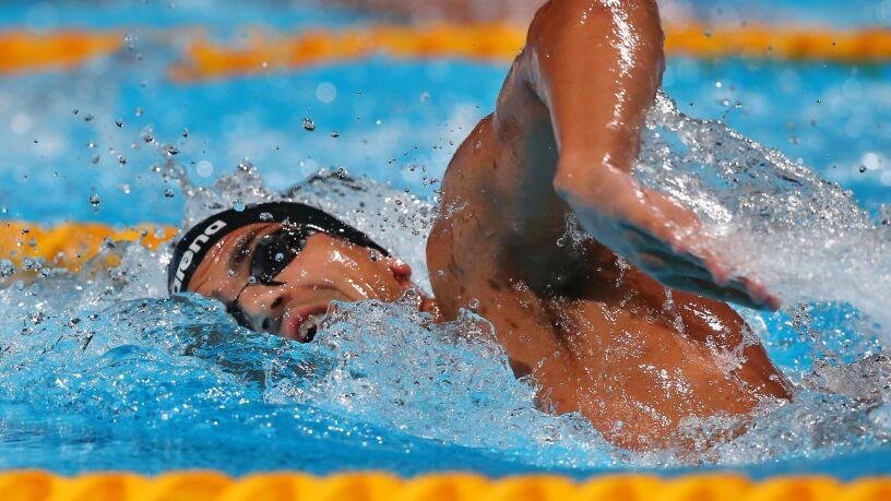 Dwukrotny mistrz olimpijski ma dość.