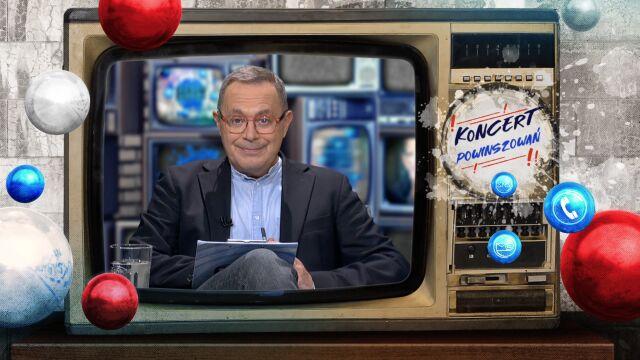 Tomasz Sianecki i Artur Andrus czytają hejterskie komentarze na temat TVN24