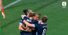 Tokio. Skrót meczu Wielka Brytania – Chile w piłce nożnej kobiet