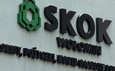 Były wiceszef KNF usłyszał zarzut niedopełnienia obowiązków w sprawie SKOK Wołomin