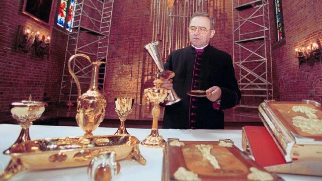 Oświadczenie kurii gdańskiej w sprawie księdza Jankowskiego
