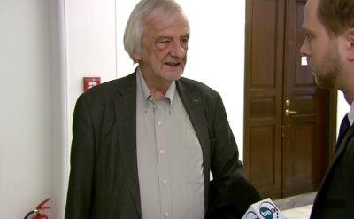 Ryszard Terlecki o wniosku NBP o usunięciu publikacji medialnych