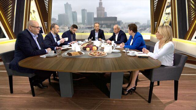 """""""Kawa na ławę"""". Politycy o zatrzymaniu byłych szefów KNF"""
