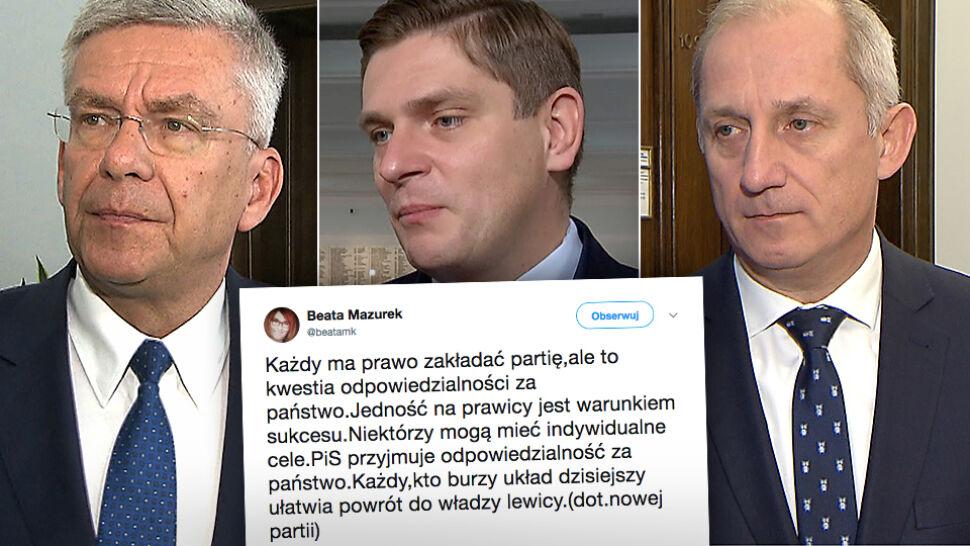 """""""Czarny sen"""" Kaczyńskiego? """"Jedność na prawicy jest warunkiem sukcesu"""""""