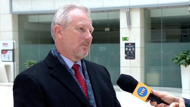 Wojciech Kwaśniak o pobiciu przez przestępców