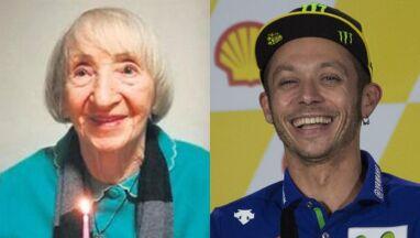 """102-latka pokonała koronawirusa, mistrz świata pod wrażeniem.  """"Prawdziwa wojowniczka"""""""