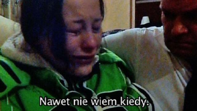 Matka Magdy: Kocyk był śliski, wypadła, nawet nie wiem kiedy