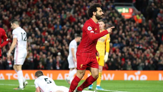 """Egipt chce Salaha na igrzyskach, niepokój w Liverpoolu. """"Jesteśmy zdecydowani"""""""