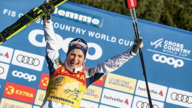 Tour de Ski znowu dla Johaug. Trzeci triumf Norweżki