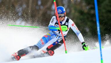 Dominacja Shiffrin przerwana. Vlhova wygrywa slalom z olbrzymią przewagą
