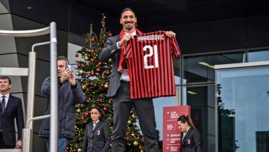 Ibrahimović ma jasny cel.