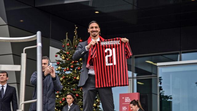"""Ibrahimović ma jasny cel. """"Chcę przywrócić legendzie dawny blask"""""""