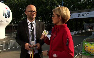 Około sześciu tysięcy uczestników wrocławskiego maratonu