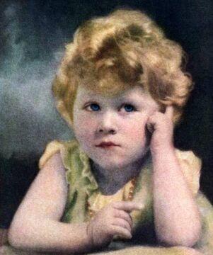 W wieku 3 lat, 1929
